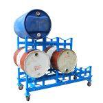 Apilamento de tambor TY100