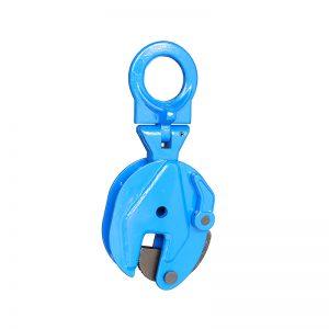 Abrazadeira vertical ICD08, abrazadeira vertical tipo bloqueo