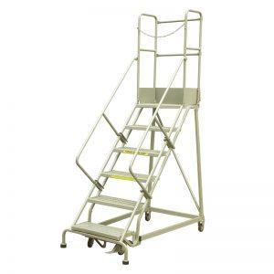 Escaleiras industriais de aceiro RLC354